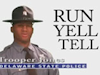 Run, Yell, Tell Logo